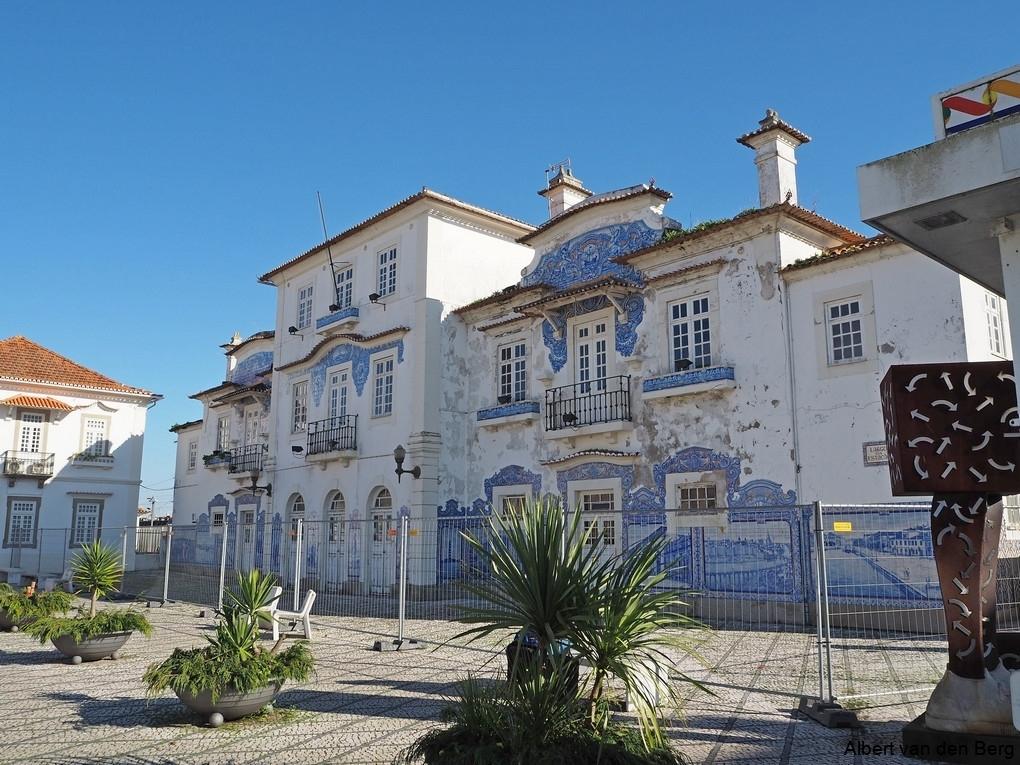 Aveiro station