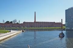 Aveiro keramiek fabriek